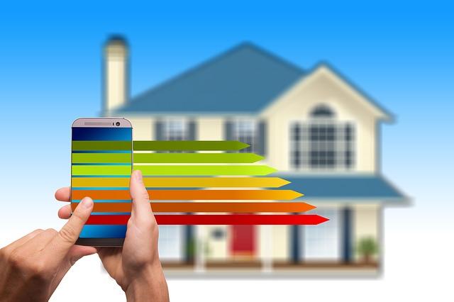 maison connecté économie d'énergie