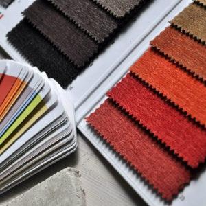 échantillon de peinture couleur mur