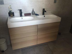 rénovation salle de bain Lully